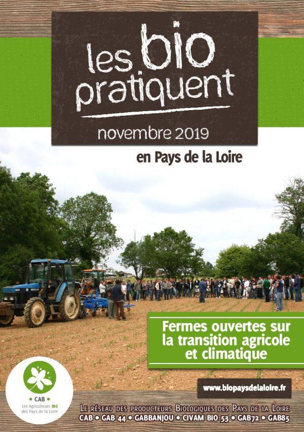 17 portes-ouvertes sur la transition vers l'agriculture biologique